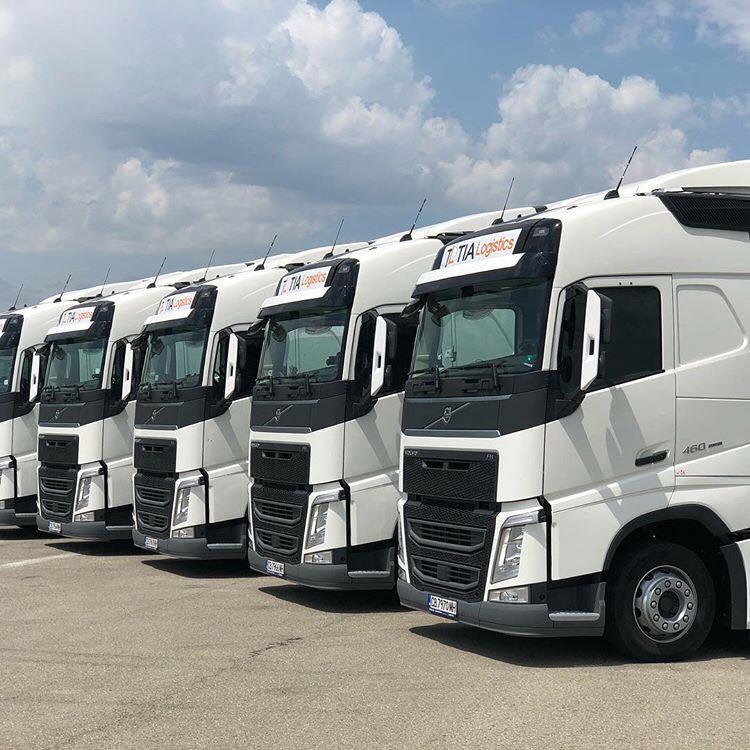 транспорт от Европа до България